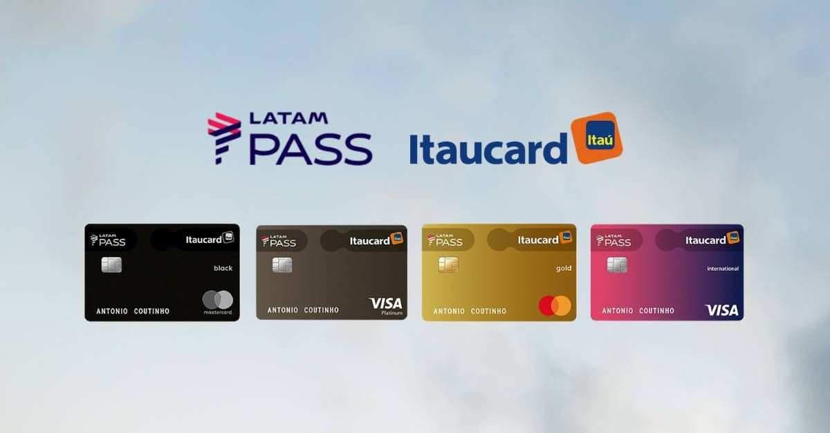 cartão de crédito latam pass