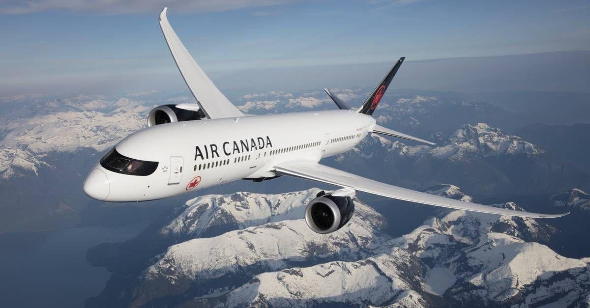 Air Canada suspende Brasil