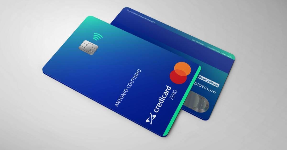 Credicard ZERO cashback