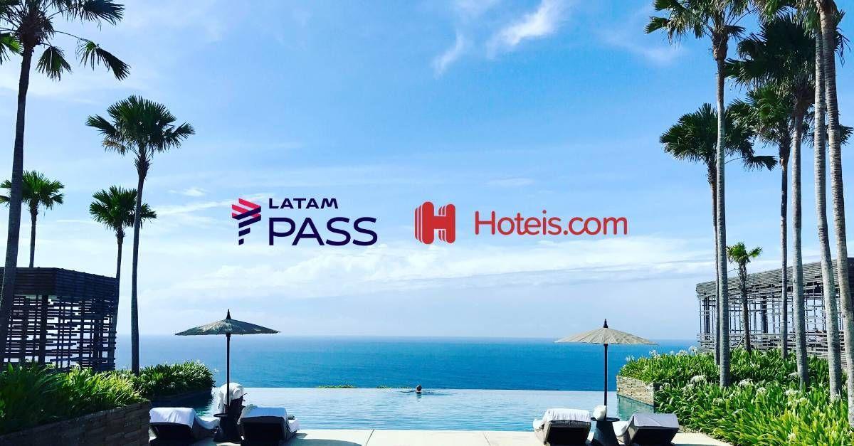 LATAM Pass Hoteis.com