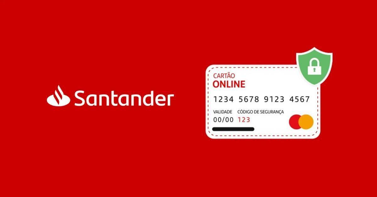Santander Cartão Online
