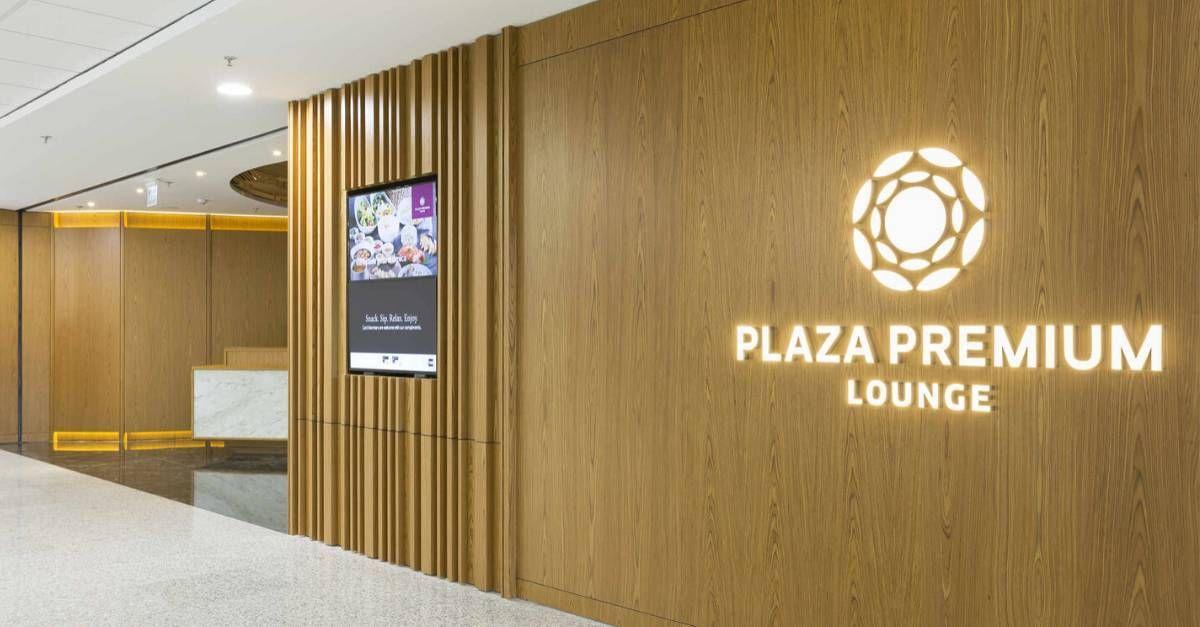Plaza Premium Priority LoungeKey