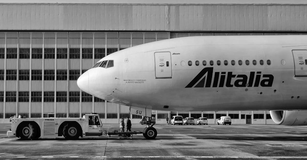 ANAC Alitalia reembolso