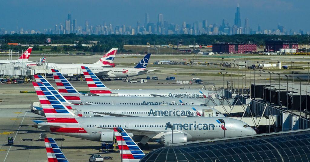 aeronaves american airlines