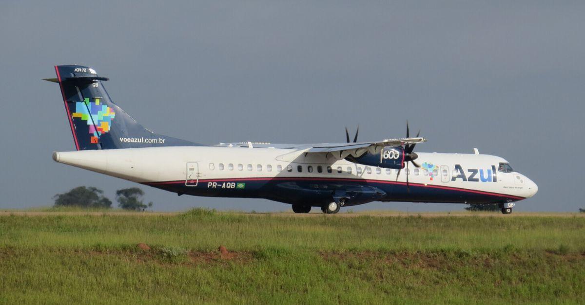ATR 72-600 Azul