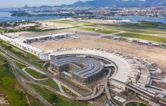 Aeroporto Internacional Tom Jobim RIOgaleão (GIG)