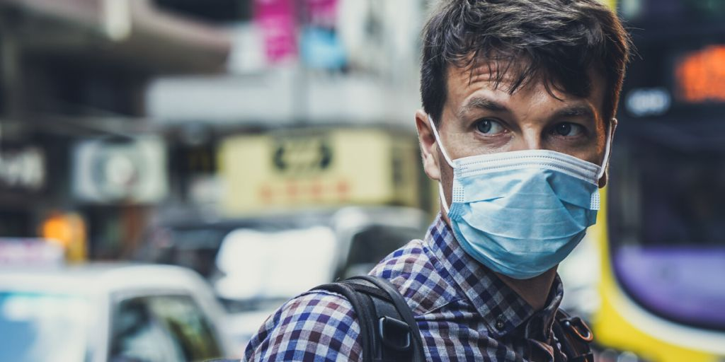 mascara coronavirus