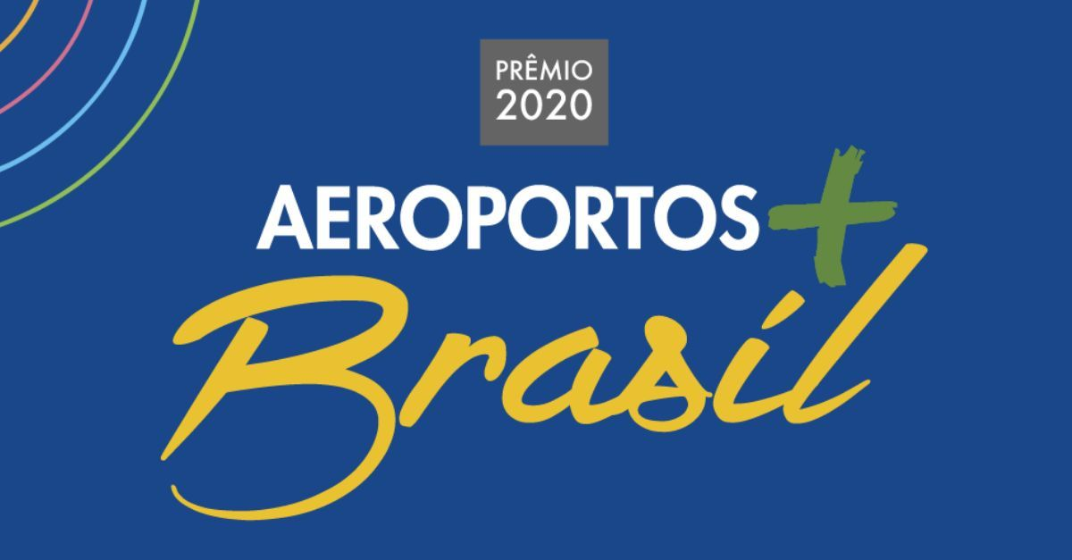 Premio Aeroportos + Brasil