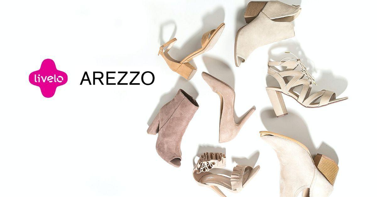 Livelo Arezzo