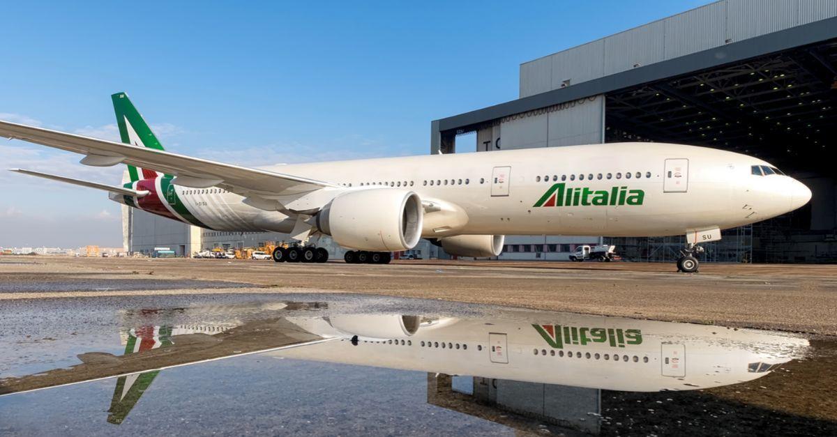 Alitalia voos São Paulo e rio