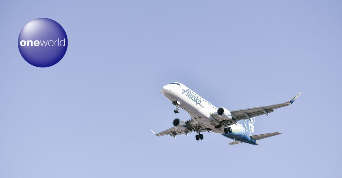 Alaska Airways oneworld