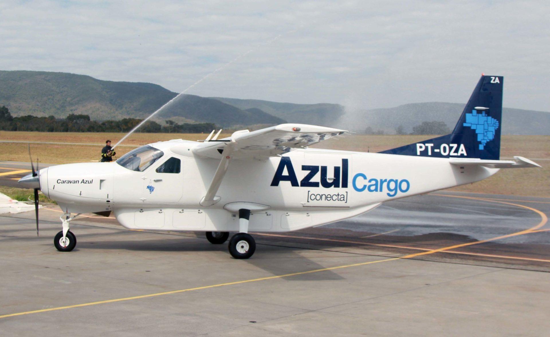 Azul Conecta Cargo