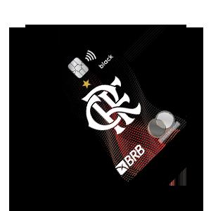 cartão Nação BRB Fla