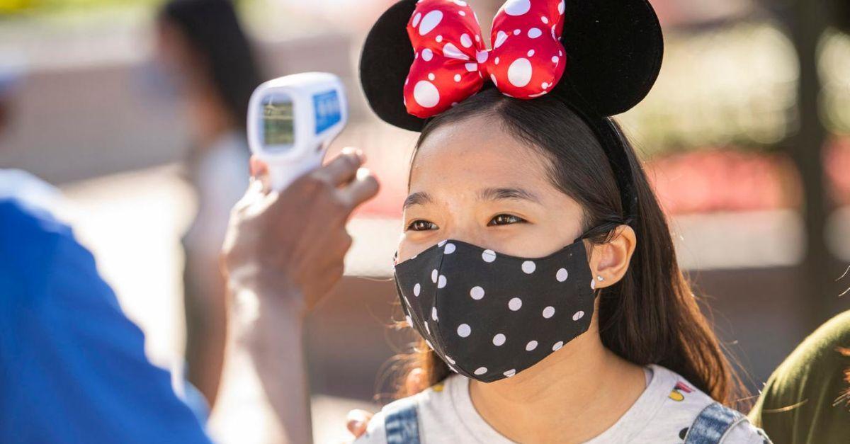 Disney Máscaras