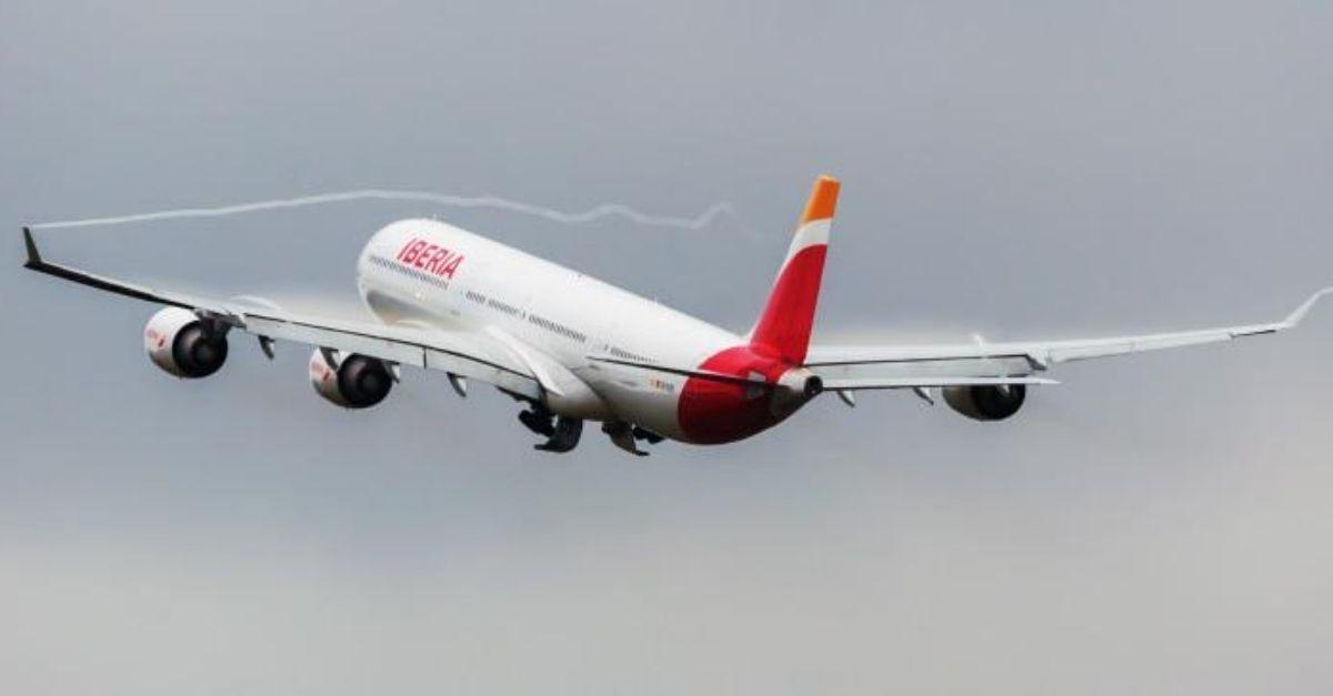 Iberia CO2 calcular