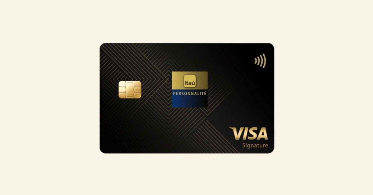 Itaú Personnalité Visa Signature