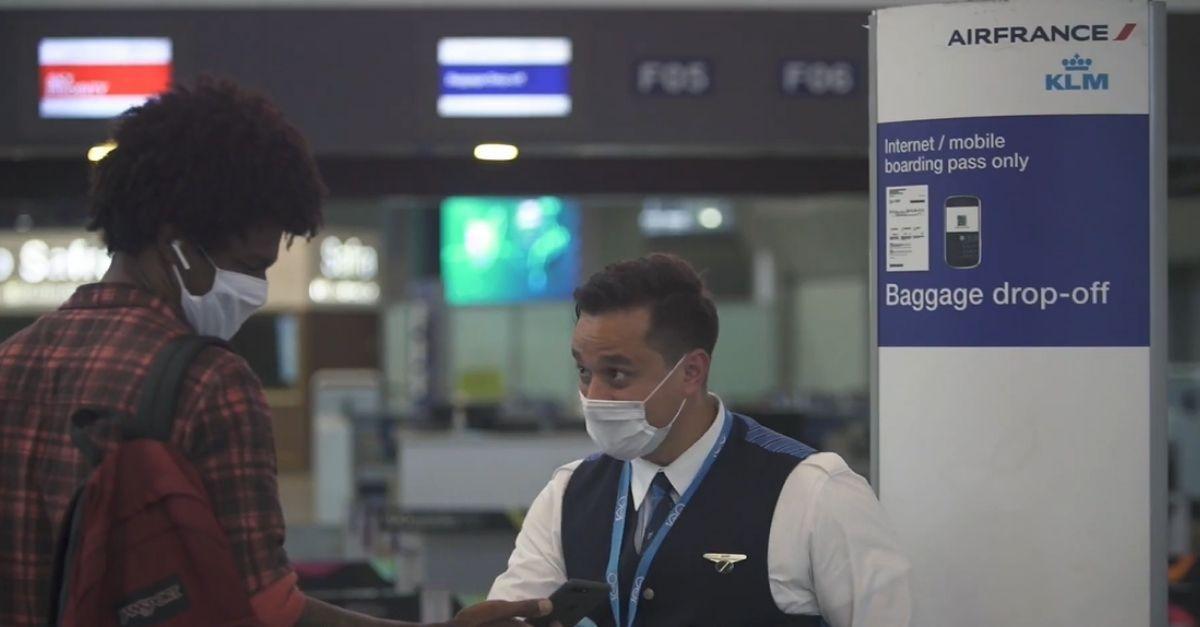 Vídeo KLM e RIOgaleão