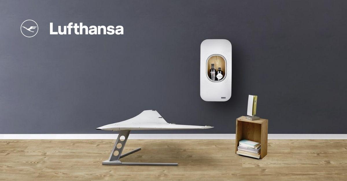 Lufthansa móveis