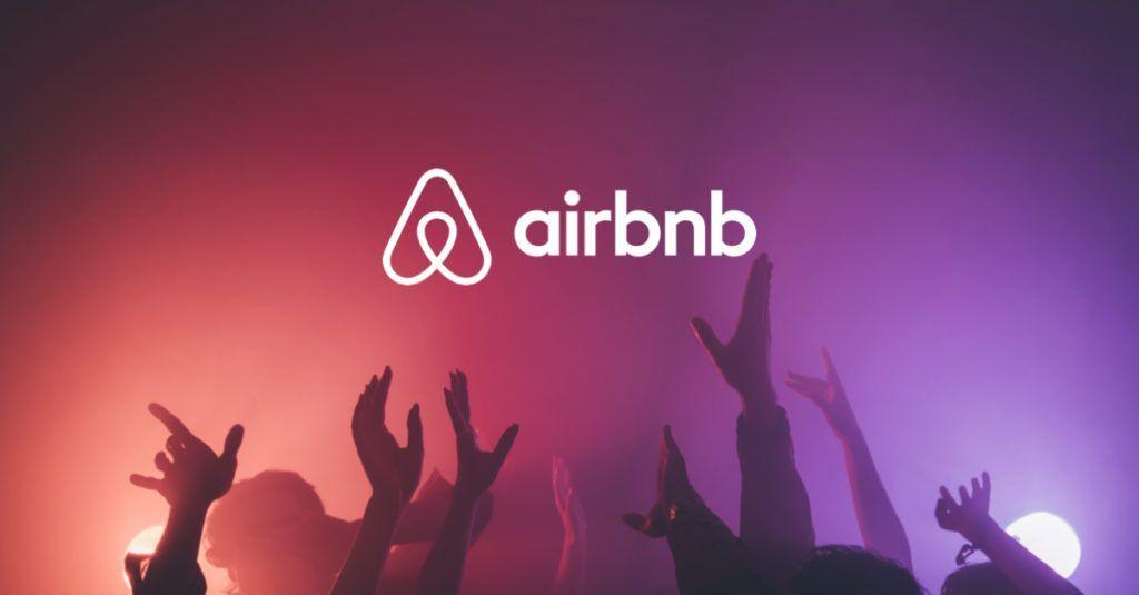 airbnb proíbe festa