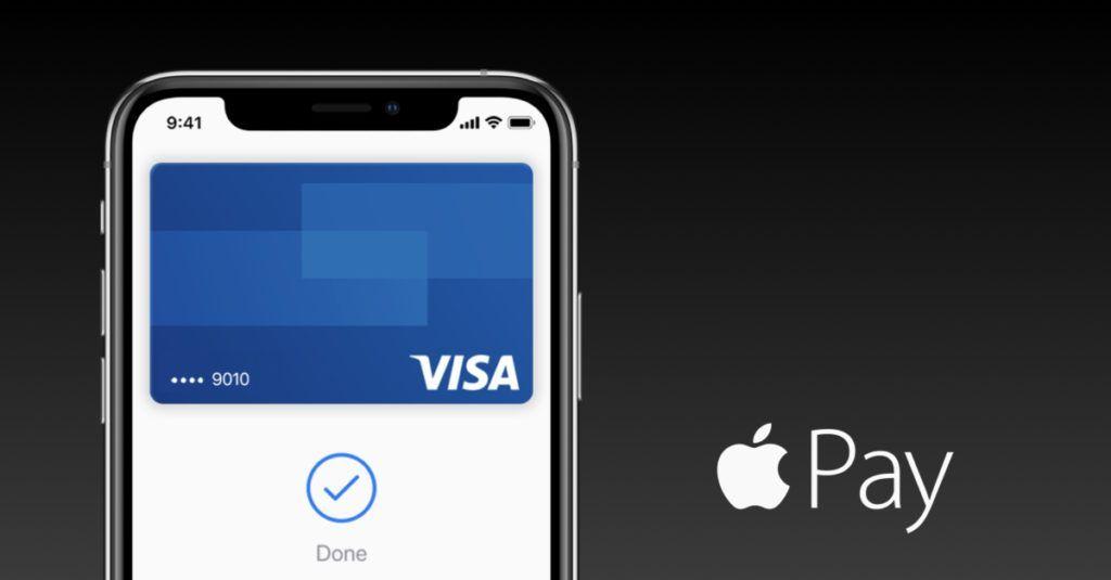 Como fazer pagamentos utilizando o Apple Pay?