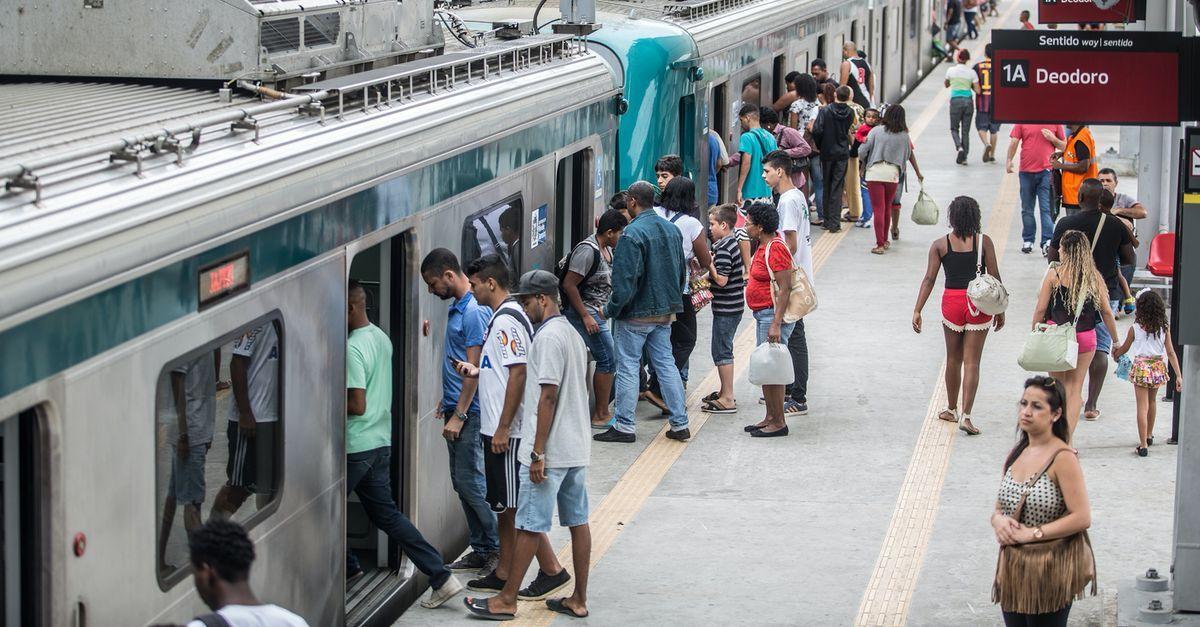 Trens do Rio