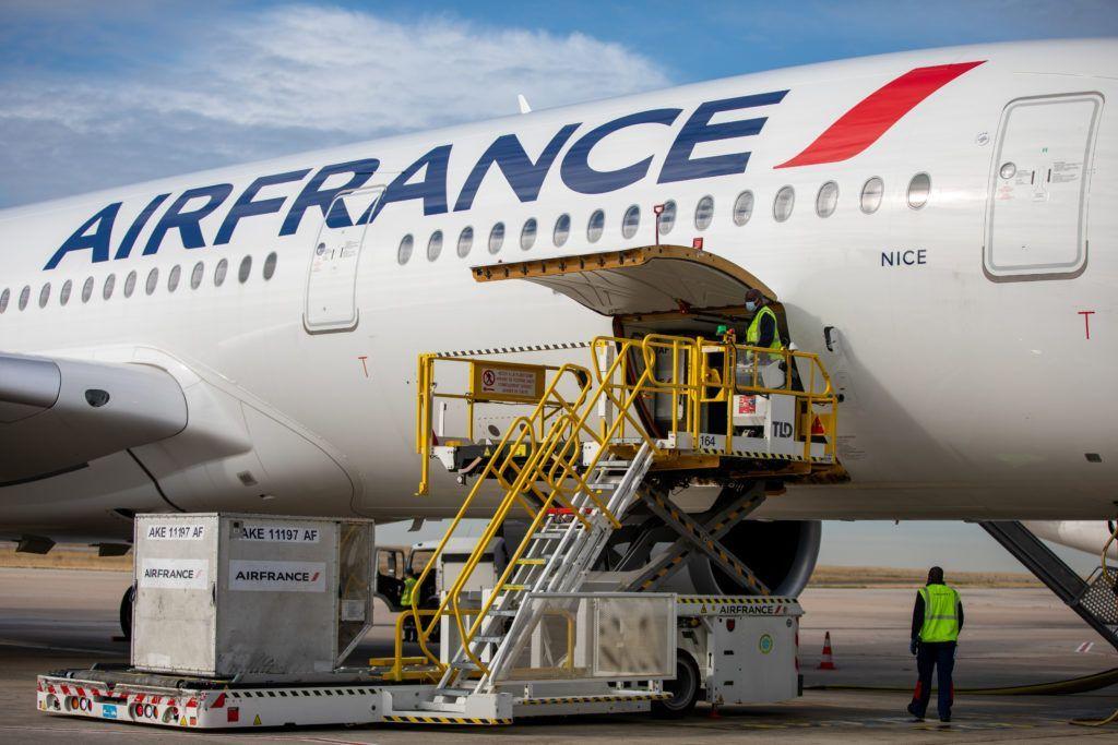 Air France Veículos Elétricos