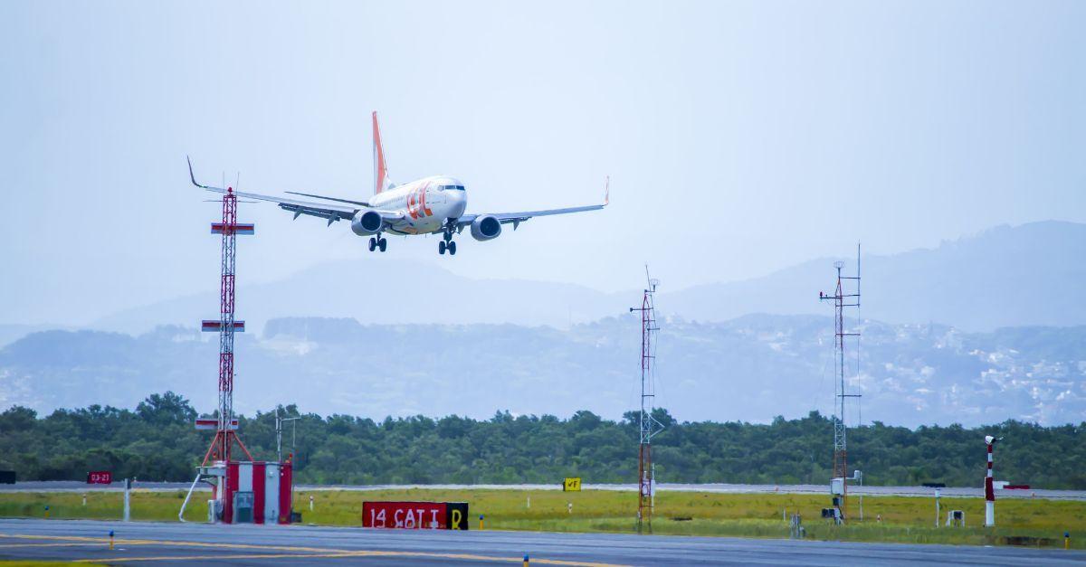 Aeroporto de Florianópolis Floripa Airport GOL