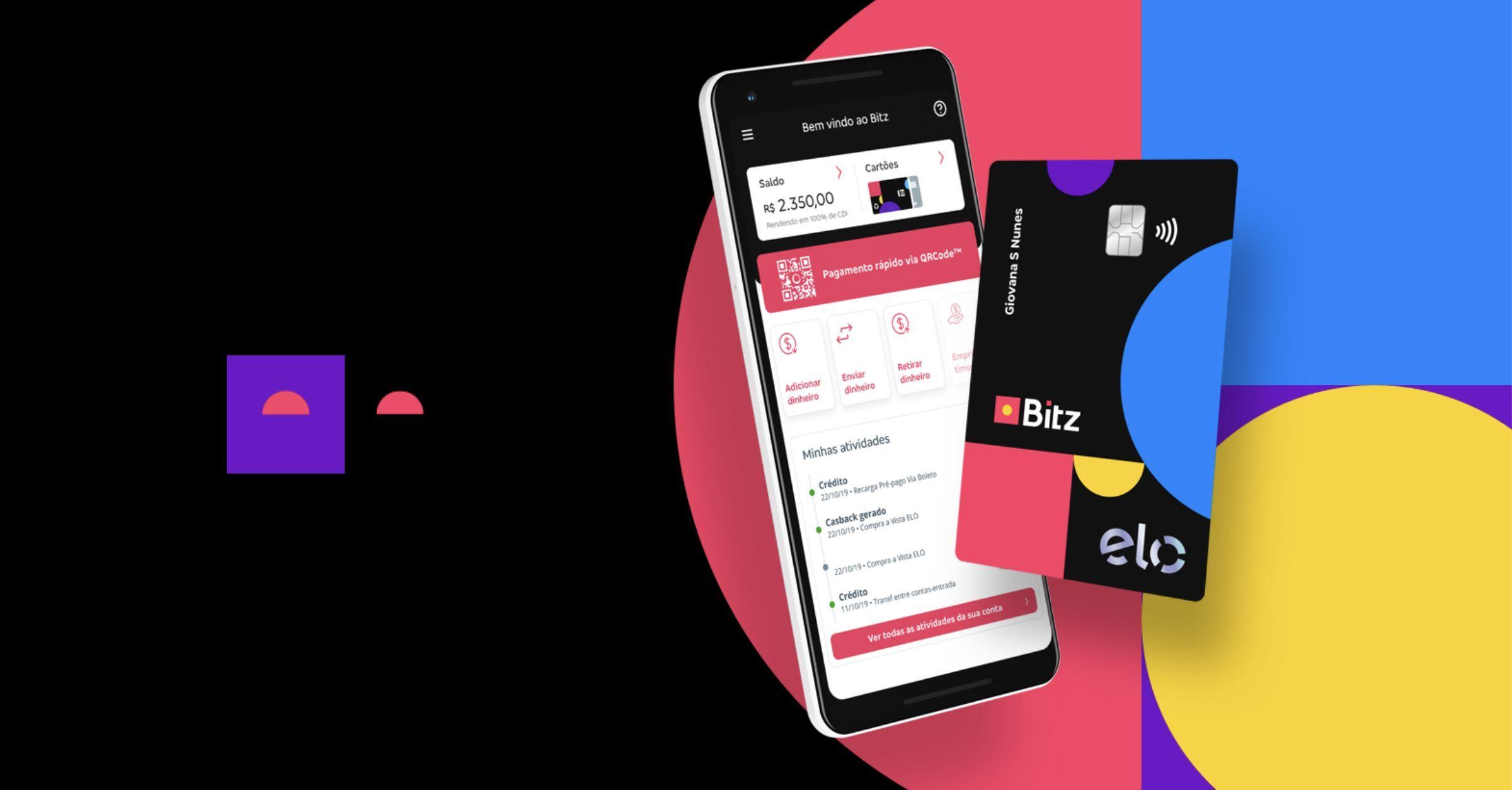 Bitz carteira digital bradesco