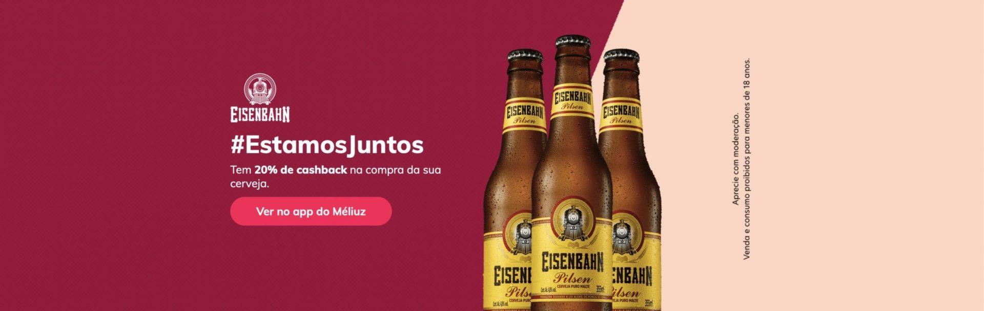 Méliuz cashback cervejas