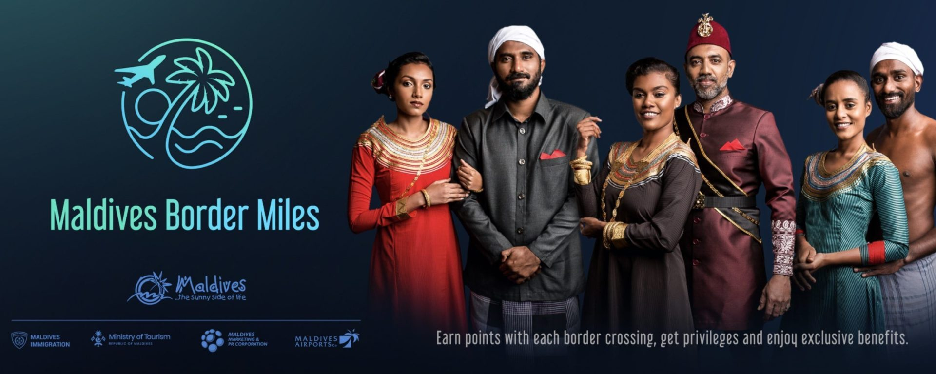 Maldivas programa de fidelidade