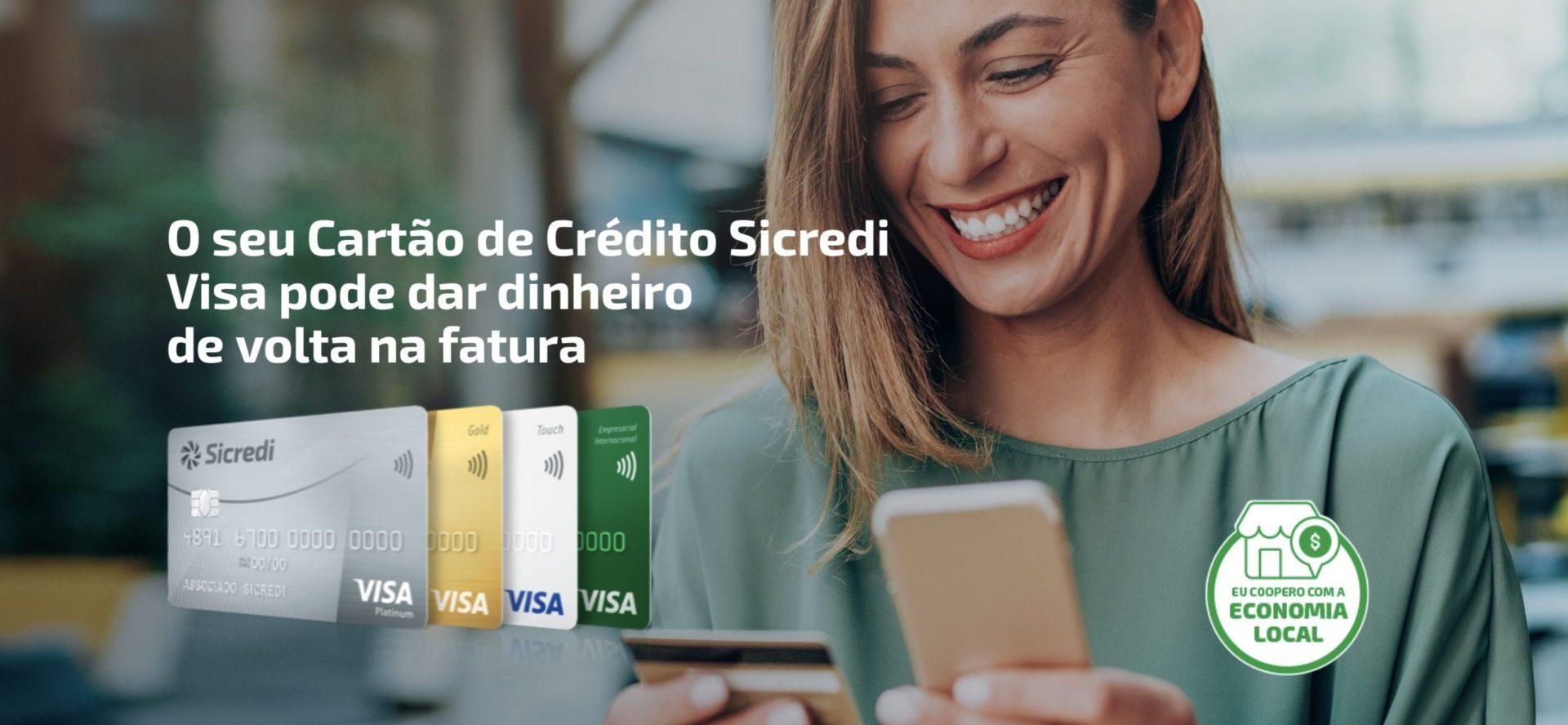 Sicredi Visa Cashback