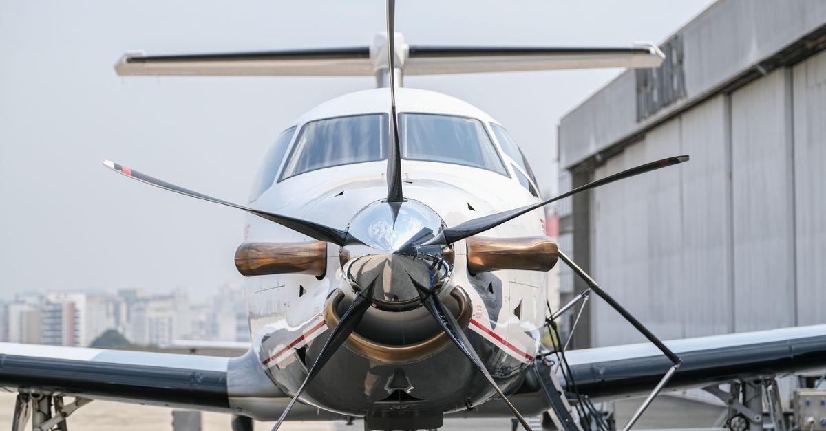 Icon Aviation ponte aérea