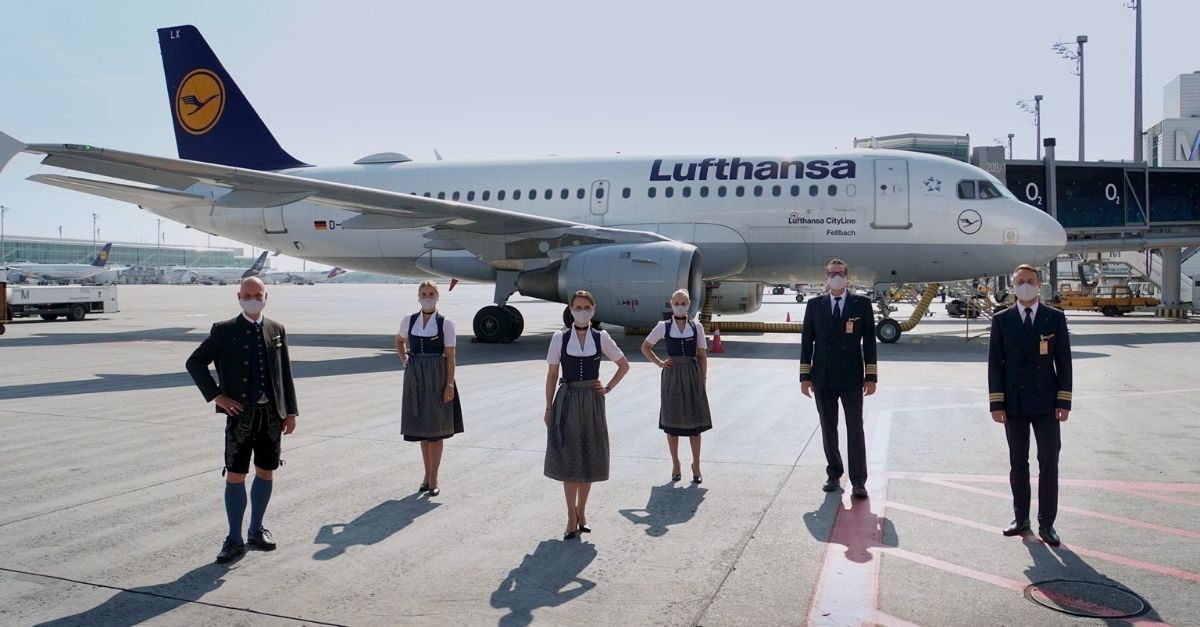 Oktoberfest Lufthansa