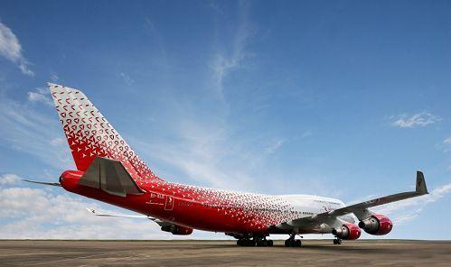 companhias operando Boeing 747