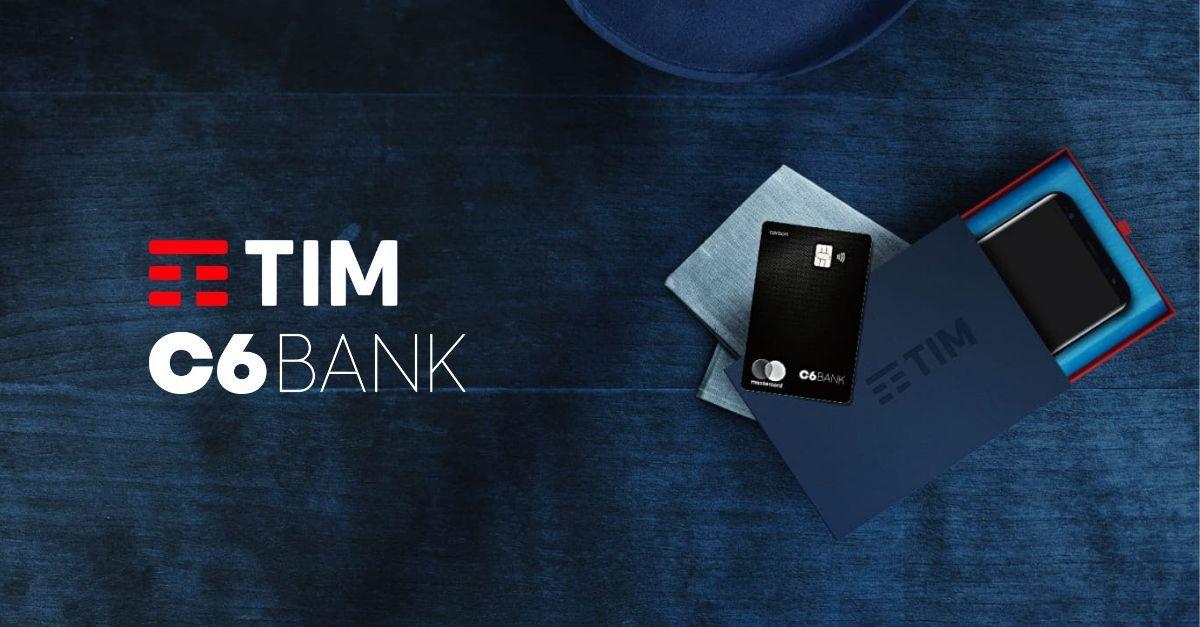 TIM C6 Bank benefícios