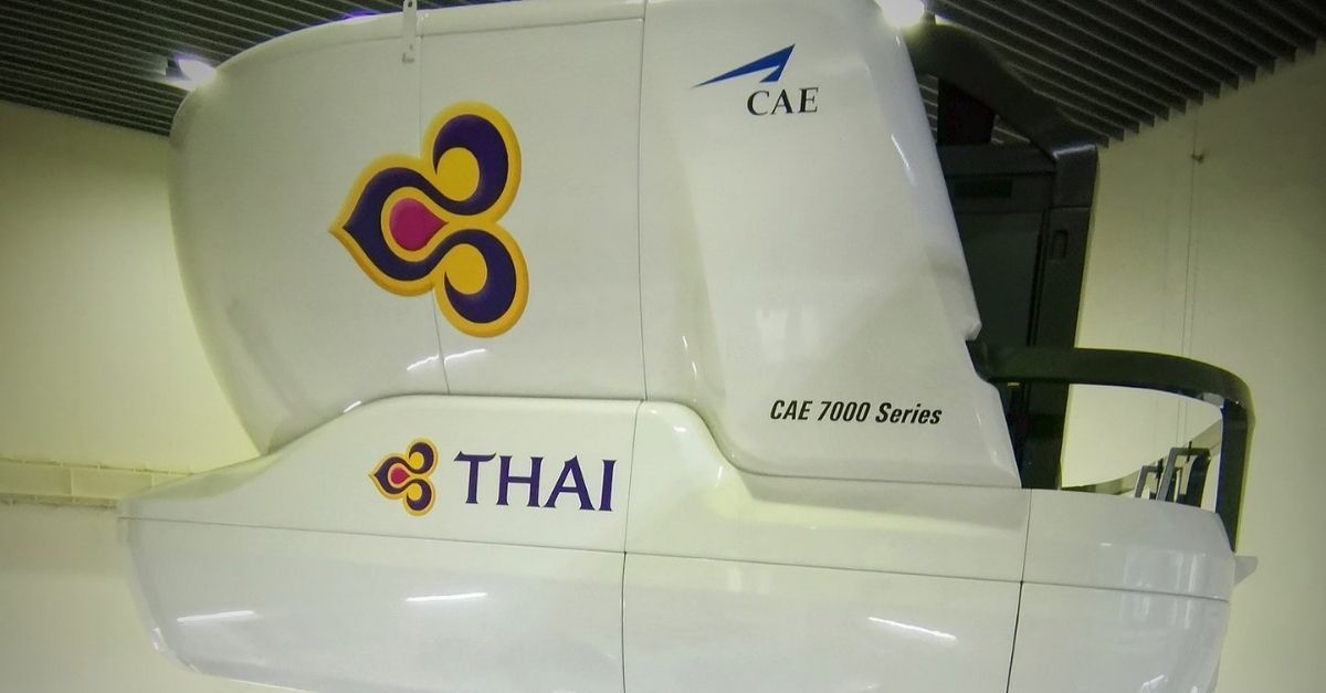 Thai simulador