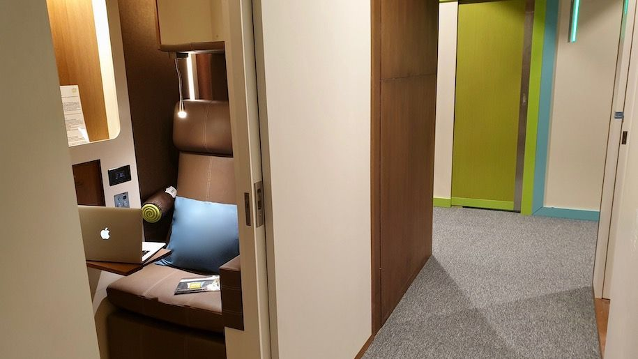 Doha sleep lounge