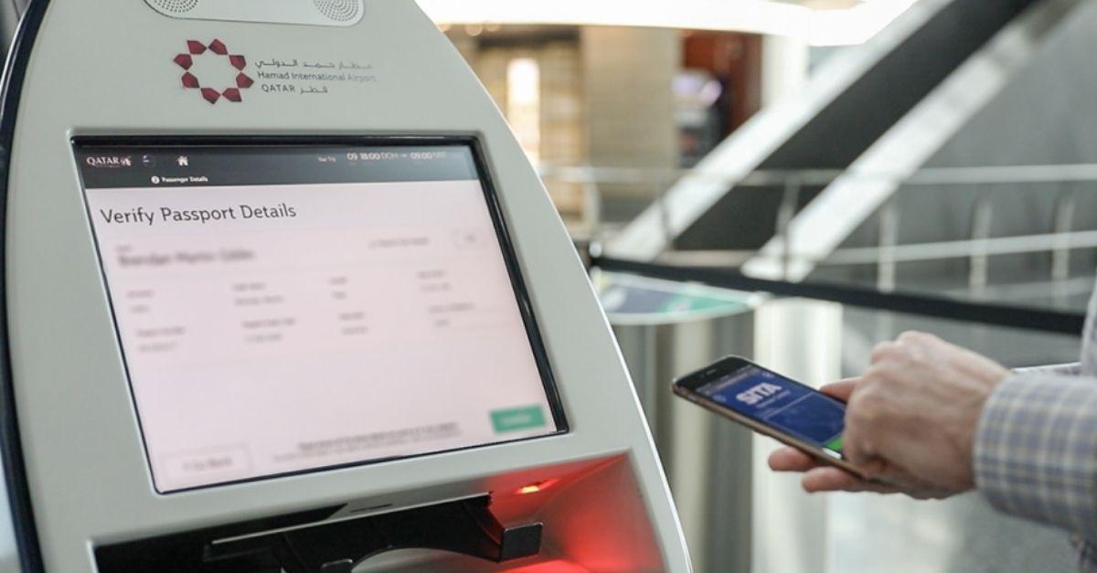 Aeroporto de Dubai check-in