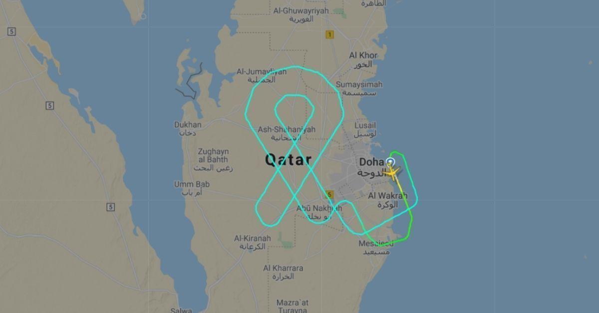 Qatar Airways Outubro Rosa