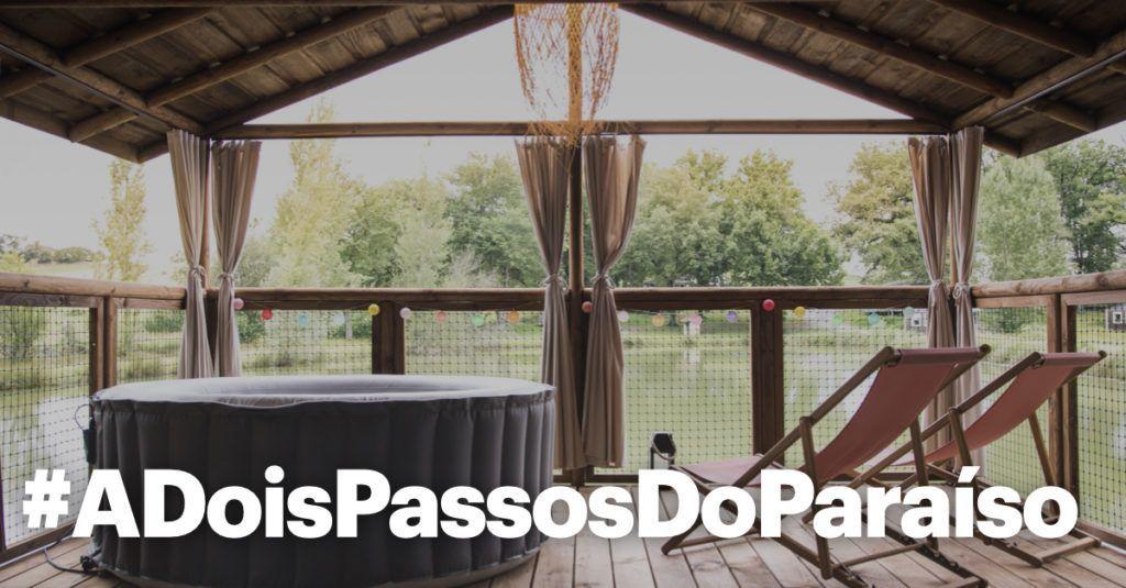#ADoisPassosdoParaíso