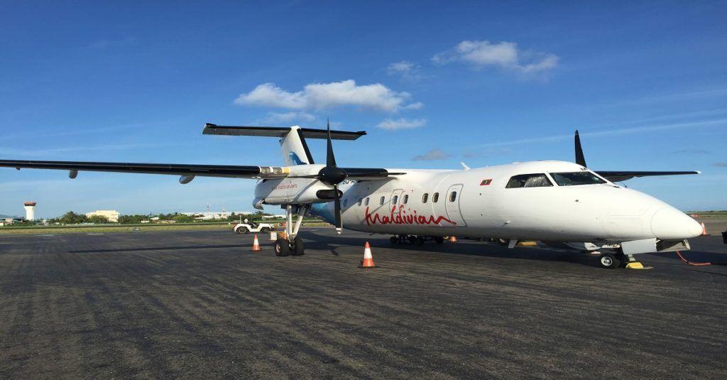 Maldivian Airlines Maldivas