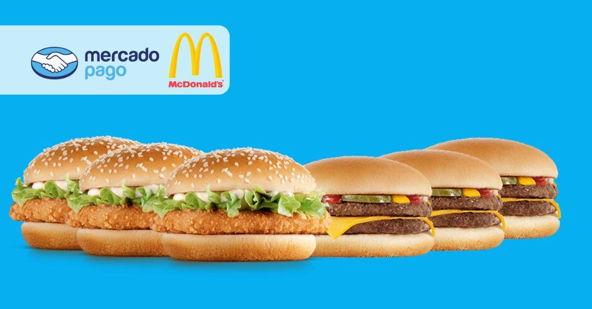 McDonald's Mercado Pago