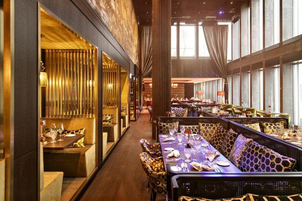 Restaurante Sablier