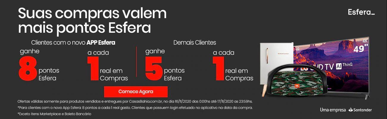 Esfera Casas Bahia 8