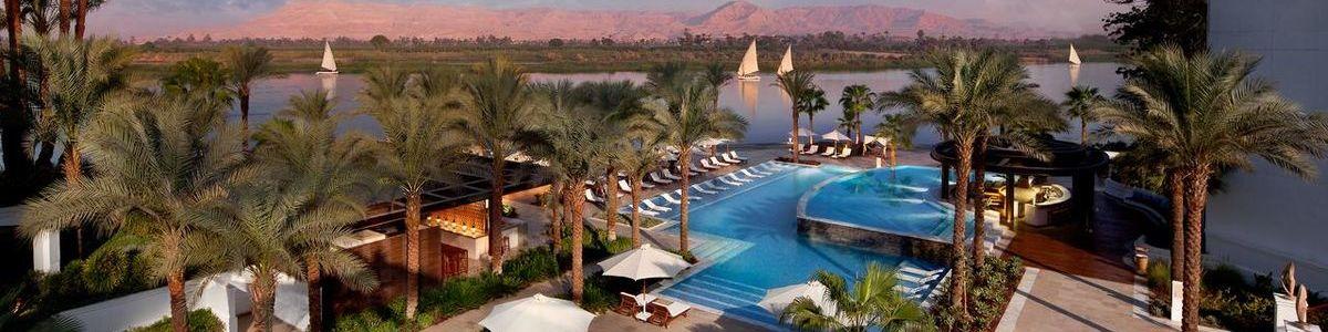 Hilton Luxor Resort & Spa Egito viagem