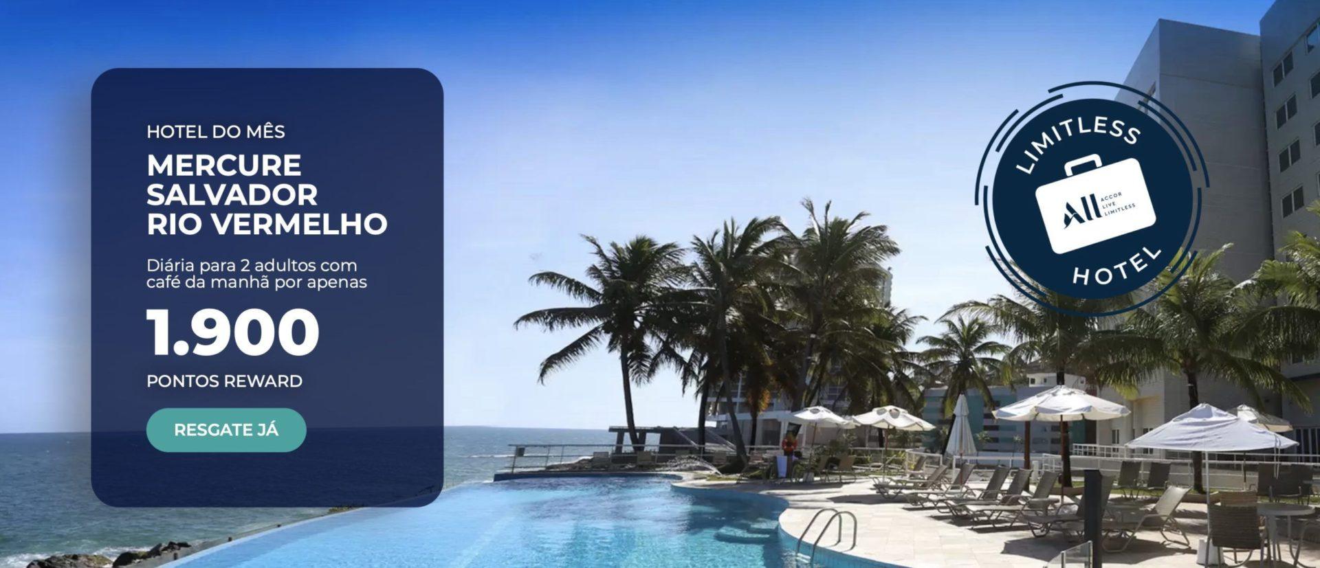 Limitless Hotel Mercure Salvador