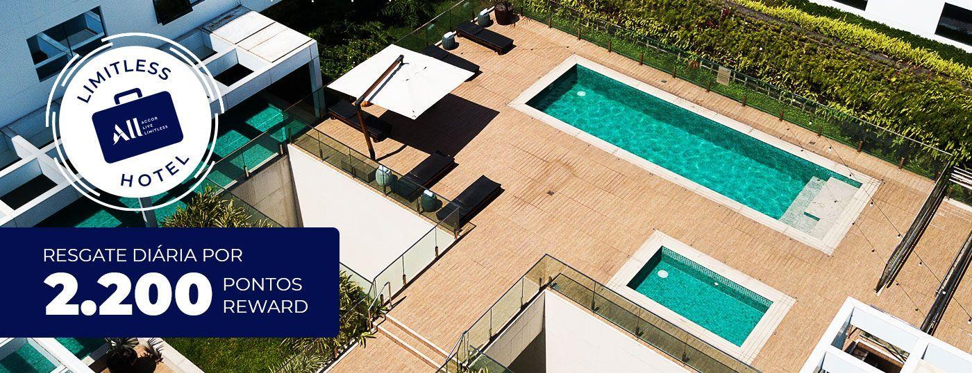 Limitless Hotel Novotel Parque
