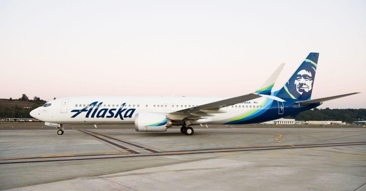 Alaska Airlines 737-9 MAX