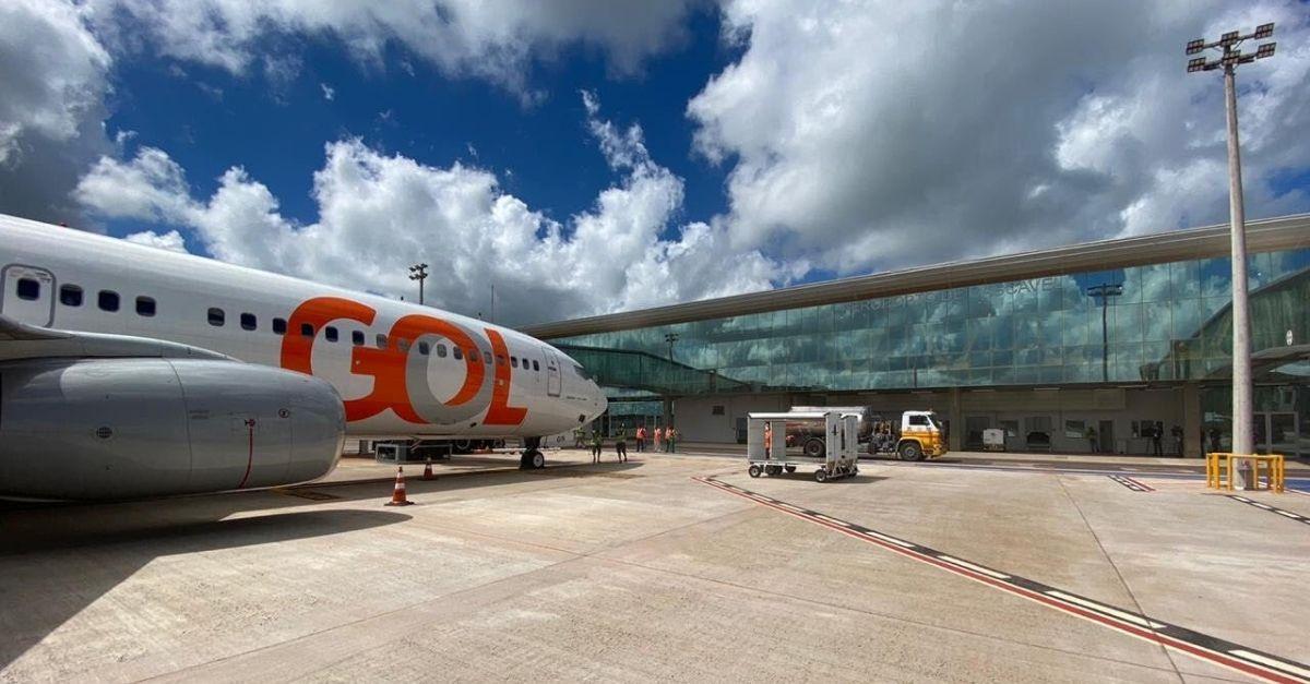 GOL 737-800 Cascavel