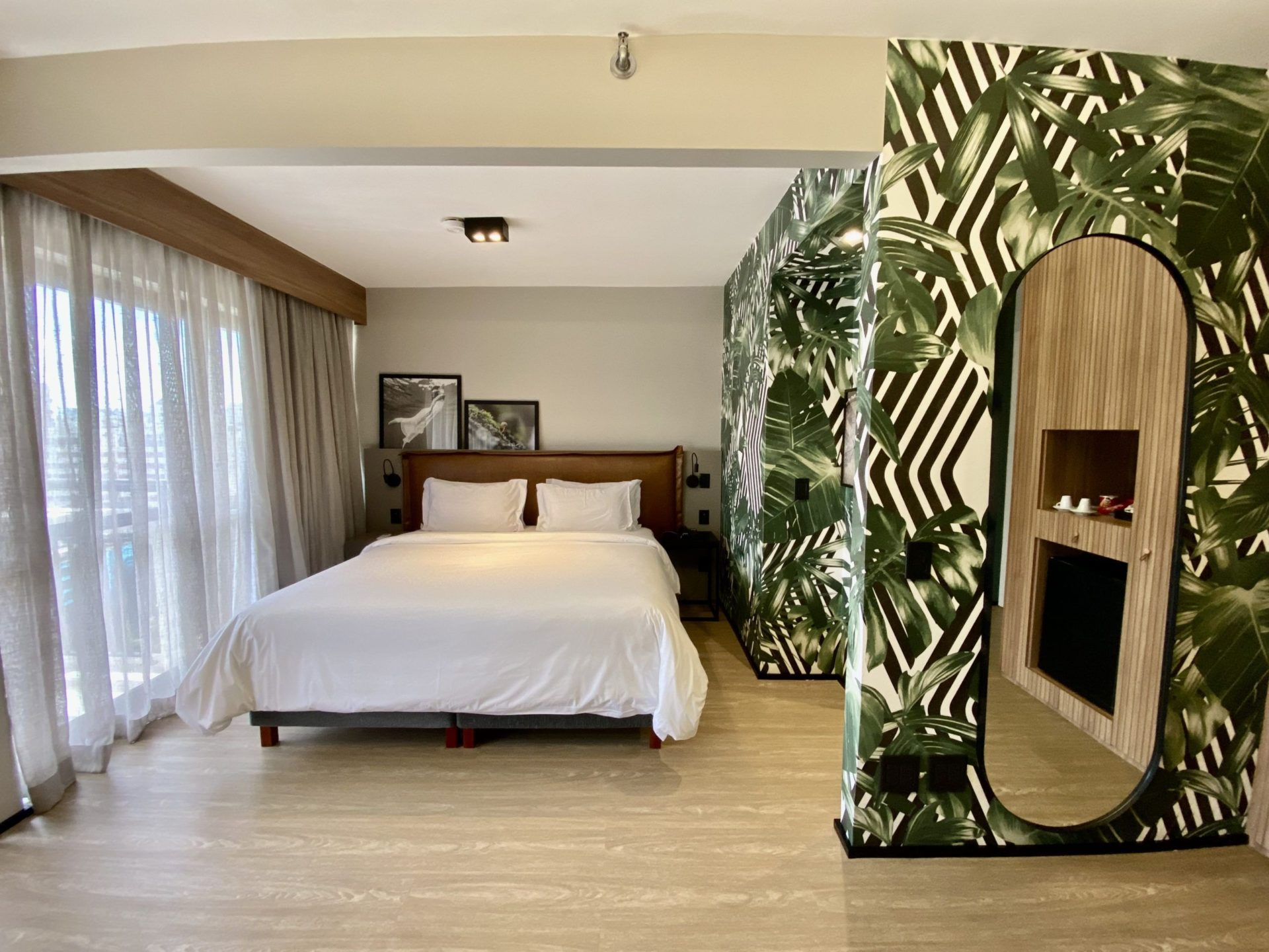 Grand Mercure sp Itaim Bibi quarto do hotel